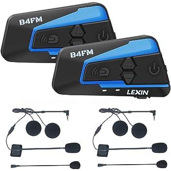 2-3Riders accoppiamento vivavoce Sistema intercomunicante del casco del motociclo di FreedConn Bluetooth Headset del casco del con il telecomando del manubrio L3 NFC range-1000M radio di FM