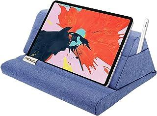 MoKo Soporte de Almohada Compatible con New iPad Air 3rd Gen, iPad Mini 5th Gen, iPad Pro 11, iPad 10.2