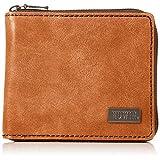 [エドウィン] 二つ折財布 ダークメタルプレート 紙幣収納 小銭収納 カードポケット 22229055 76.ライトブラウン