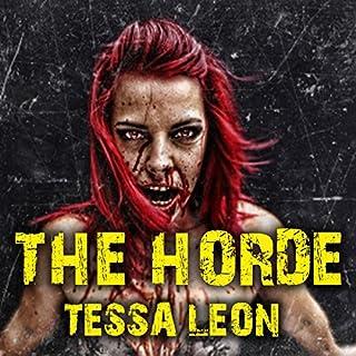 The Horde audiobook cover art