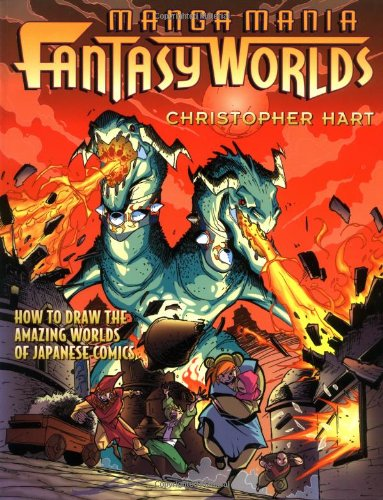 Download Manga Mania Fantasy Worlds: How to Draw the Enchanted Worlds of Japanese Comics 0823029727