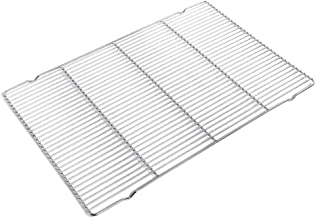 """Turbokey Wire Cooling Racks for Baking 9.3""""X13.2"""" Oven Safe Small Grid Fits Air Fryer/Stockpot/Instant Pot/Pressure Cooke..."""