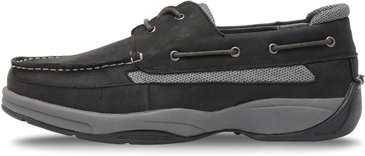 Ped-Lite Men's Neuropathy Boat shoes - Oliver