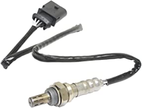 ECCPP Downstream or Upstream Oxygen Sensor 234-4457 4-Wire New Rear Pre O2 02 Sensor for 2002-2008 Mini Cooper 1.6L