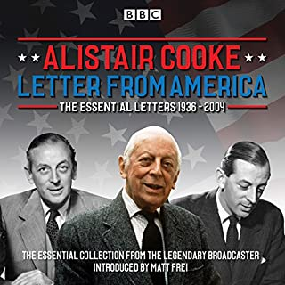 Letter from America: The Essential Letters 1936-2004 cover art
