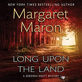 Long Upon the Land audiobook cover art