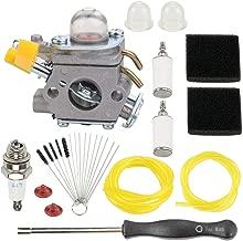 Hayskill 308054043 Carburetor for Homelite Ryobi Poulan Craftsman 26cc 30cc Trimmer Blower Zama C1U-H60 C1U-H60D C1U-H60E Carb Replace 308054013 308054012 308054004 308054008