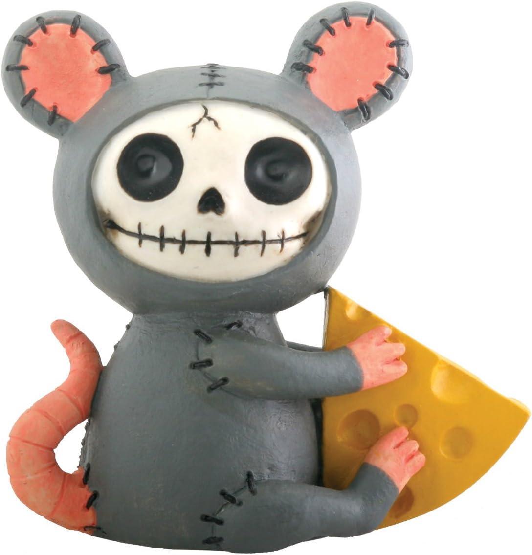 Muenster Mouse Furry Bones Statue
