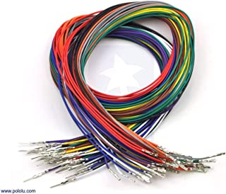 pre crimped wires