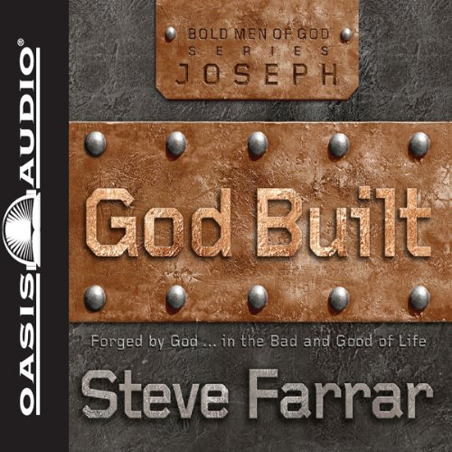 God Built audiobook cover art