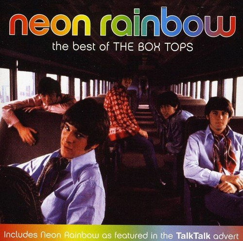 Neon Rainbow-the Best of the Box Tops
