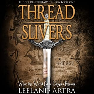 Thread Slivers audiobook cover art