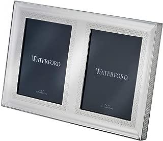 Waterford Lismore Diamond Silver 5x7
