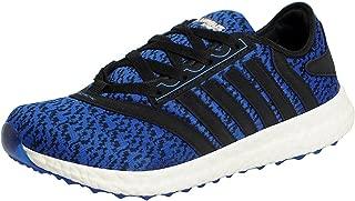 Columbus Skm-03 Blue Black-44 Sports Shoes