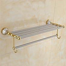 MBYW moderne minimalistische hoge dragende handdoek rek badkamer handdoekenrek 304 roestvrij staal handdoek rek handdoeke...