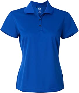 adidas A131 Golf Ladies' Climalite Basic Short-Sleeve Polo