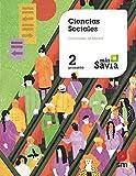 Ciencias sociales. 2 Primaria. Más Savia. Madrid