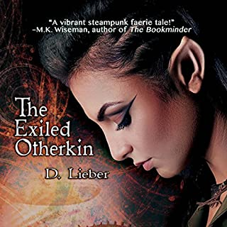 The Exiled Otherkin cover art