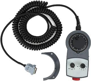 BLLBOO Controlador de Volante Controlador de Volante electrónico-electrónico Material ABS para máquinas Herramienta 4-CNC ...