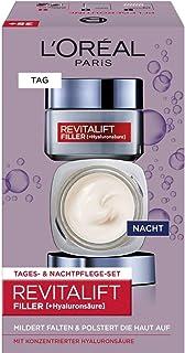 L Oréal Paris revitalift Filler [ha] Día y Noche Cuidado Facial de Juego