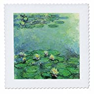 Flowers - T-Shirts Photograph of Water Lilies and Lily Pads Floating in a Pond 3dRose Stamp City