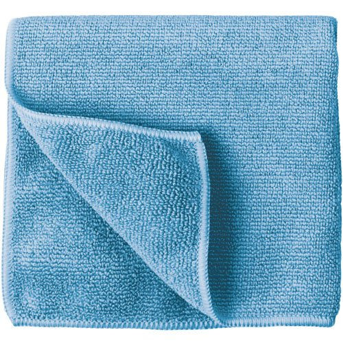 Vermop Softtronic Microfasertuch 32 x 32 cm hoch saugfähig blau
