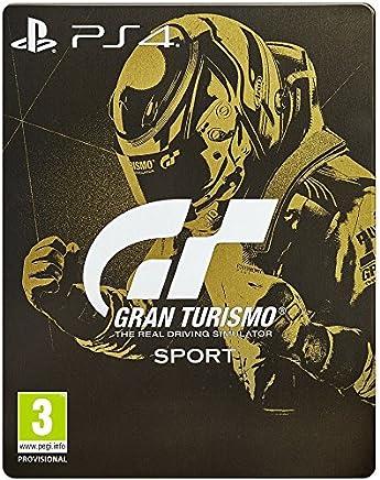 Gran Turismo: Sport Steel Book Edition (PS4)
