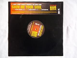 P DIDDY / LENNY KRAVITZ / PHARRELL WILLIAMS / LOON Show Me Your Soul 12