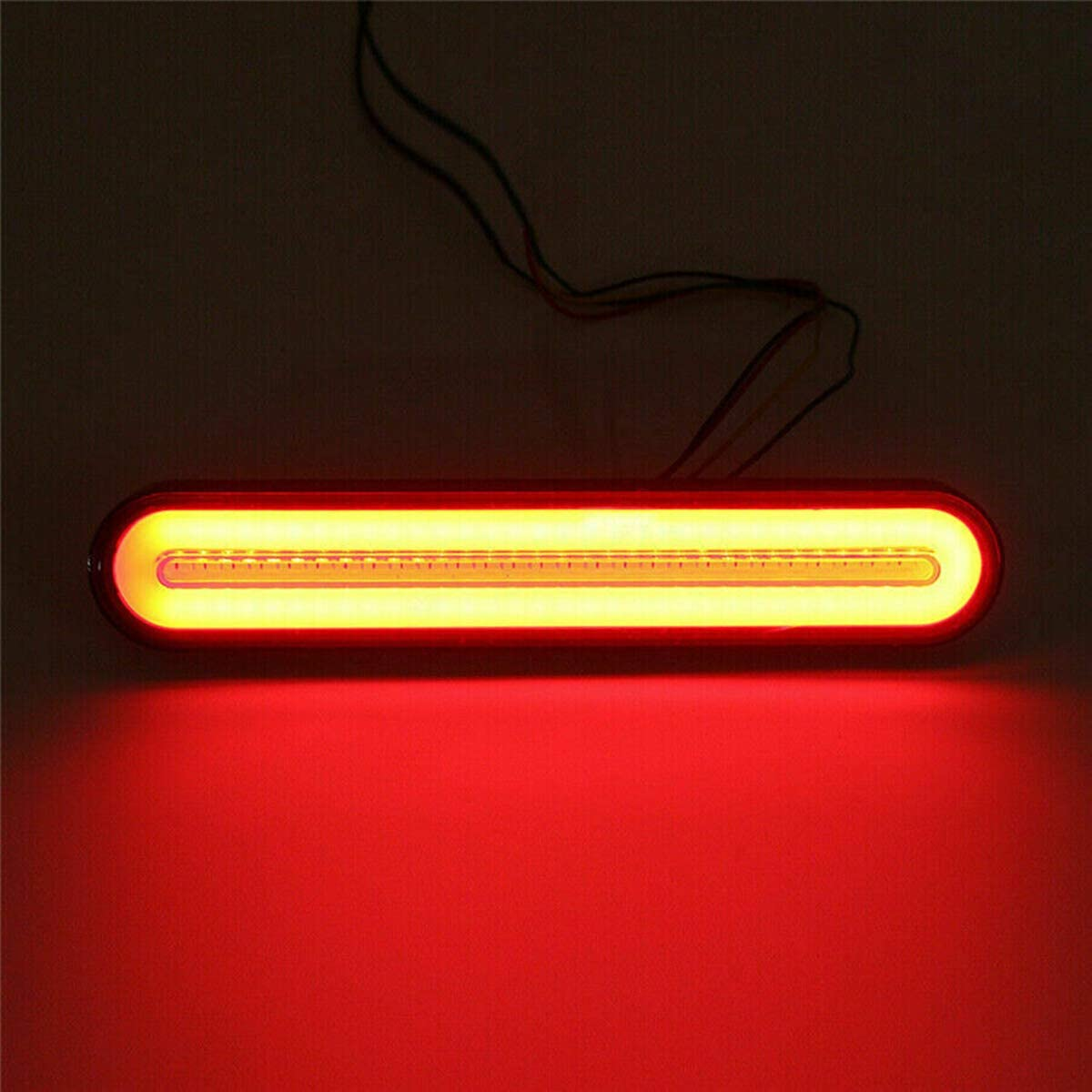 Sequential Flowing Amber Turn Signal Taillight for Trailer Truck ...
