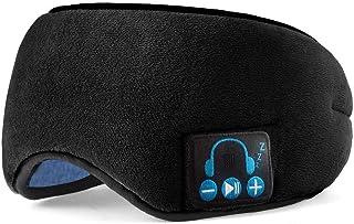 APROTII Sleep Headphones, 2020 Upgraded Sleep Eye Mask Bluetooth 5.0, Wireless Sleep Headphones, Designed with Ultra Thin ...