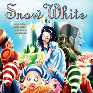 Snow White                   By:                                                                                                                                 Larry Carney                               Narrated by:                                                                                                                                 Brad Austin                      Length: 37 mins     3 ratings     Overall 3.3