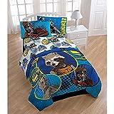 MARVEL Guardians of the Galaxy Comforter, Twin/Full, Blue Blaze