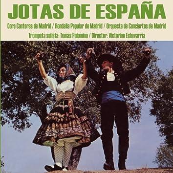 Jotas de España