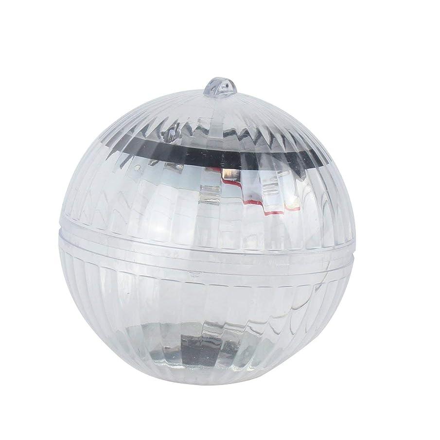 チャレンジカスケード手首NancyMissY 太陽動力を与えられたLEDの球ライトはプールの池夜ライト芝生の庭の装飾ライトのための浮遊ライトを防水します