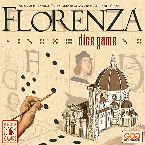 Gateongames - Florenza-Dice Game 8052080020296