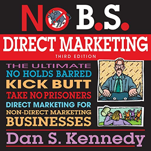 No BS Direct Marketing audiobook cover art
