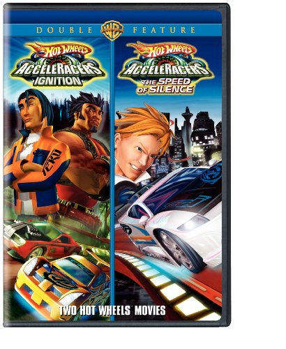 Hot Wheels AcceleRacers: Ignition / Hot Wheels Acceleracers: The Speed Of Silence