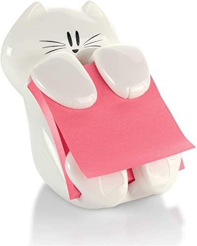 wholesale Post-it 2021 Pop-up Note high quality Dispenser, Cat design, 3x3 in, 1 Dispenser/Pack (CAT-330) online sale