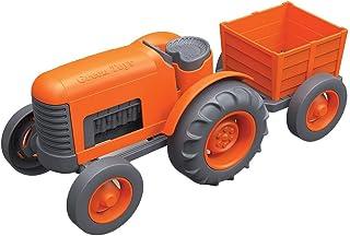 Green Toys TRTO-1042 Tractor Vehicle, Orange