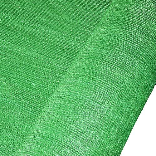 Filet d'ombrage Petit pain cru de tissu d'ombre de Sunblock de 85%, fabrication verte d'ombre de maille résistante UV pour la serre/patio/piscine, bord coupé (Size : 3×50M)