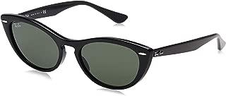 Women's RB4314N Nina Cat Eye Sunglasses