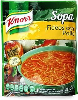 Knorr, Knorr Sopa Instantánea de Fideo con Pollo sobre de 95 Gr, 95 gramos