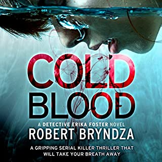 Cold Blood audiobook cover art