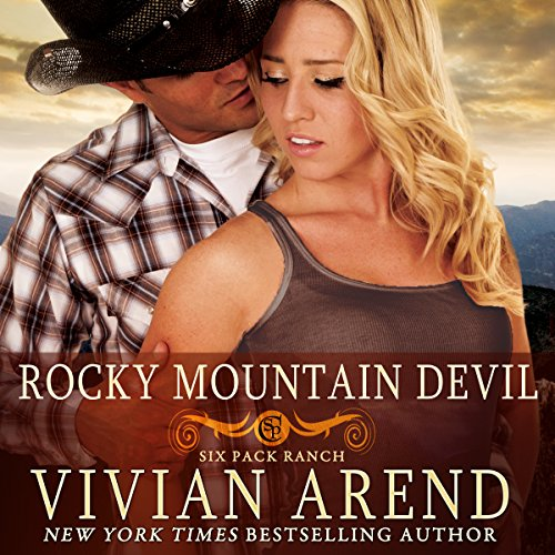 Rocky Mountain Devil audiobook cover art