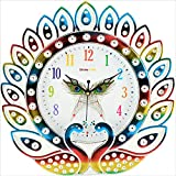 Dinine Craft® Wall Clock for Home (Multi 01)