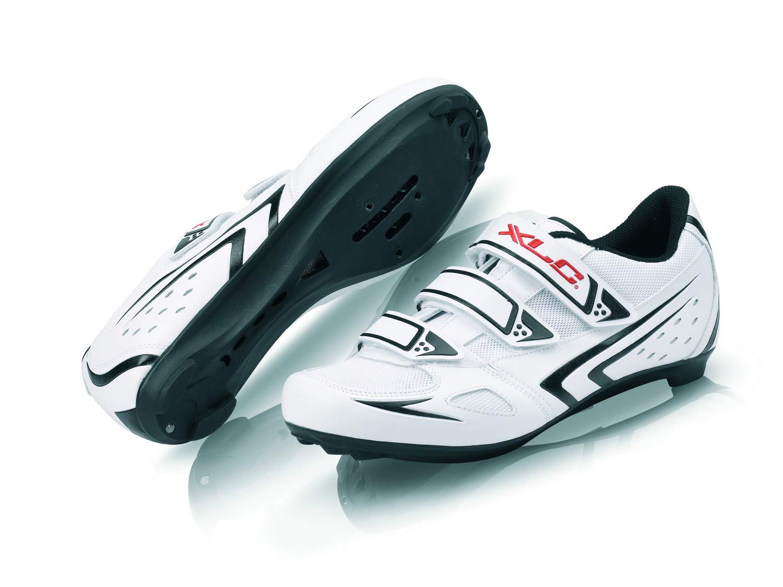 XLC Erwachsene Road-Shoes CB-R04, Weiß, 40