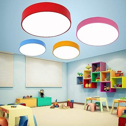 Amazon.fr : lustre rouge - Plafonniers / Éclairage de salle ...