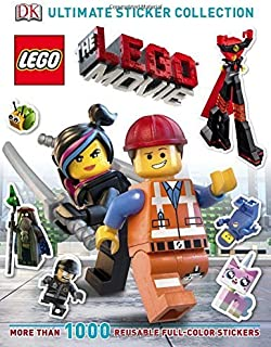 Ultimate Sticker Collection: The LEGO Movie (Ultimate Sticker Collections) by David Fentiman (2013-12-30)