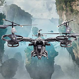 Tawakal FYD-718 Remote Control Aircraft RC Helicopter with Gyro Mini Armed Series 2.4G Double-Sided Leaf RC Helicopter for Kids & Adult Indoor Outdoor Micro RC Quadcopter Toy Gift for Boys Girls