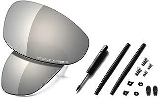 Premium Replacement Lenses & Rubber Kits for Oakley Juliet Sunglass
